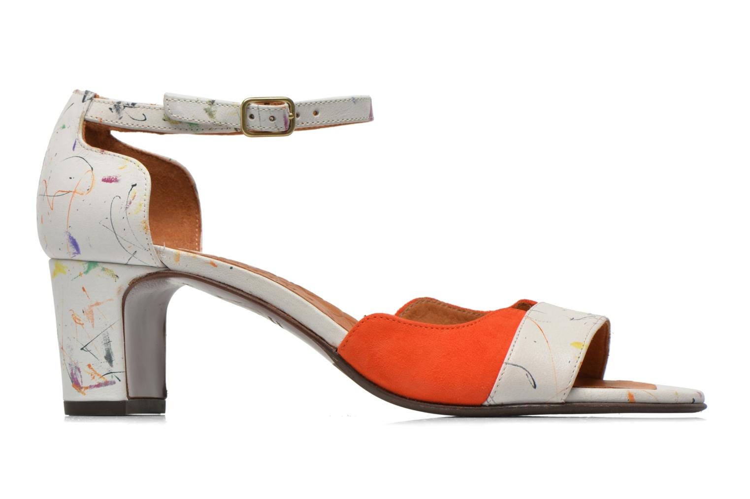 Sandals Chie Mihara Birra Multicolor back view