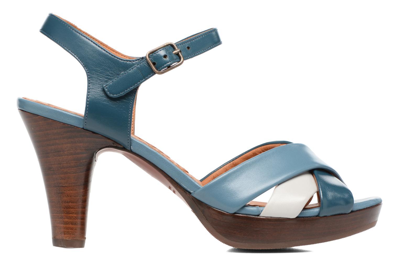 Sandales et nu-pieds Chie Mihara Lulupa Bleu vue derrière