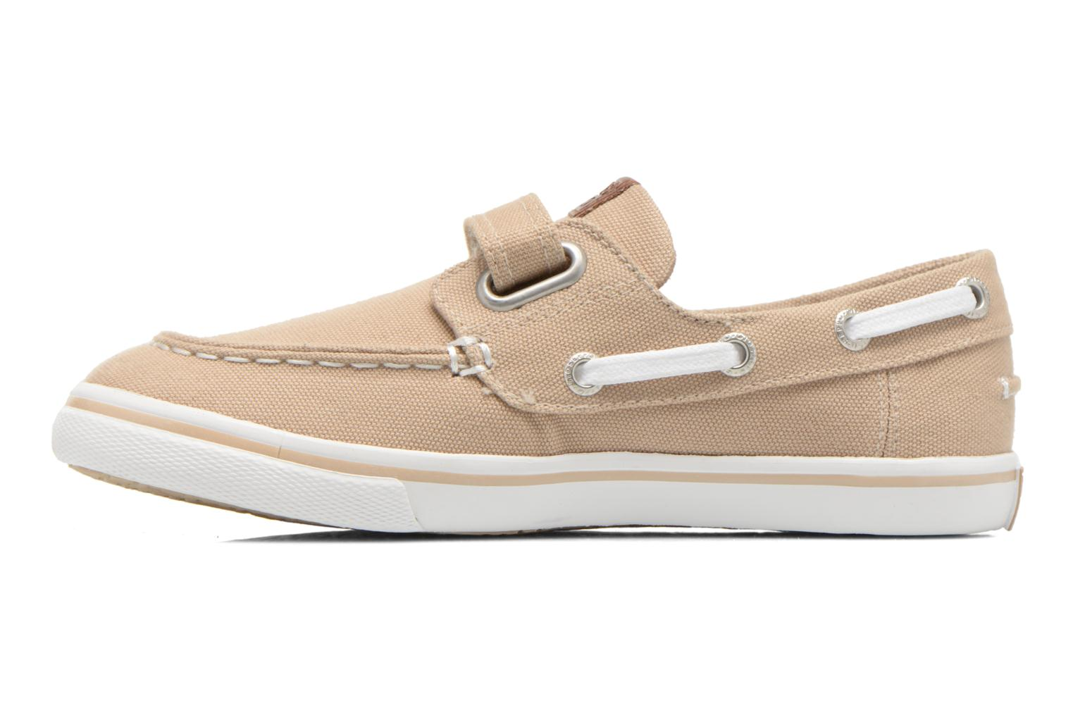 Velcro shoes Gioseppo Goliat Beige front view