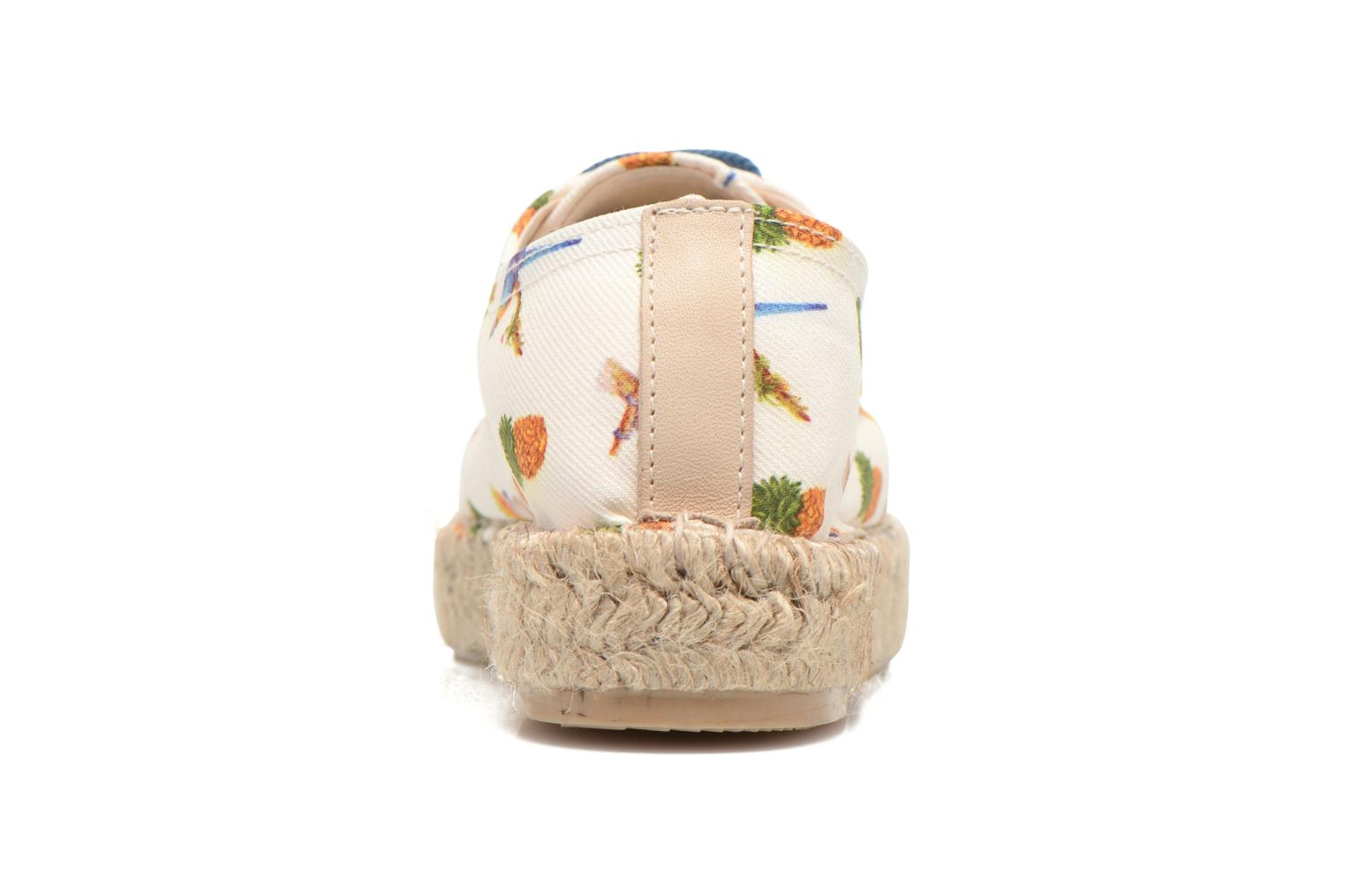 Espadrilles Gioseppo Lapinta Beige view from the right