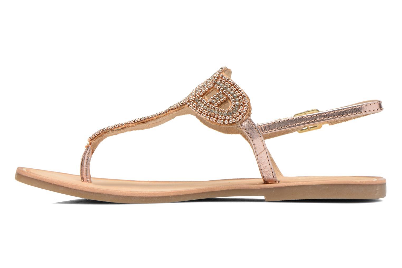 Sandales et nu-pieds Gioseppo Ami Rose vue face