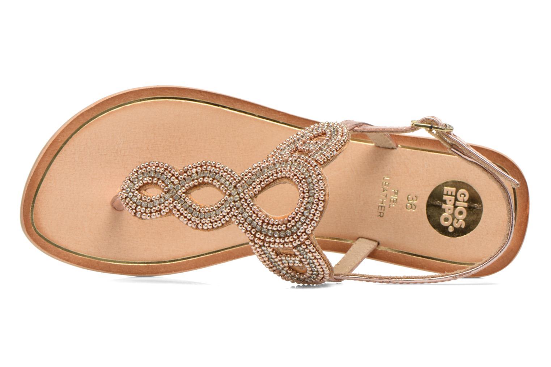 Sandales et nu-pieds Gioseppo Ami Rose vue gauche
