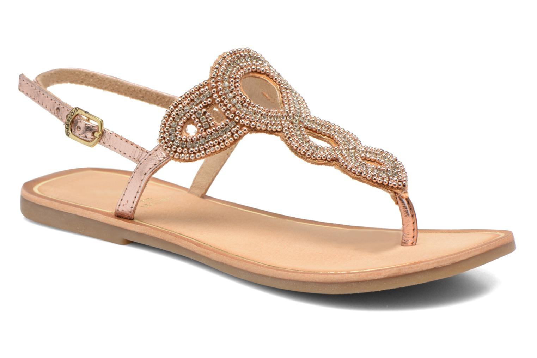 Sandales et nu-pieds Gioseppo Ami Rose vue détail/paire