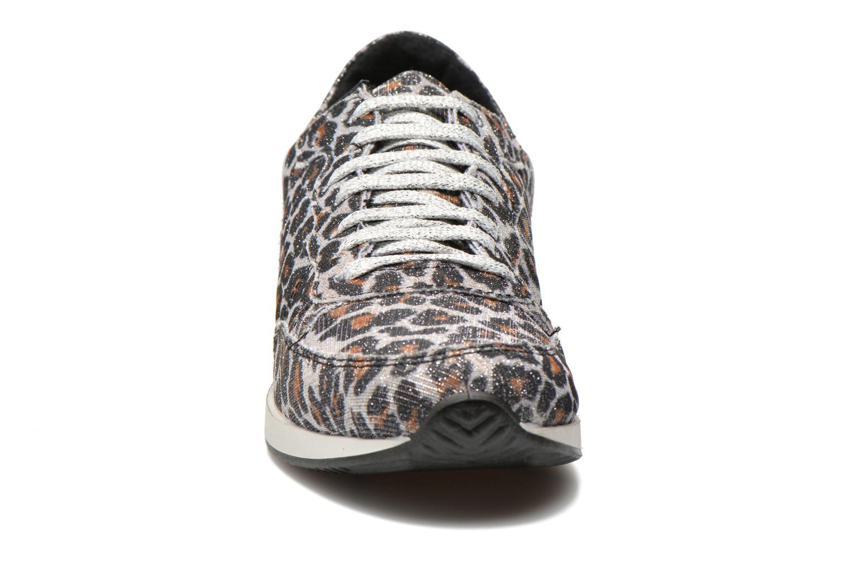 Baskets Ippon Vintage Run leolux Multicolore vue portées chaussures