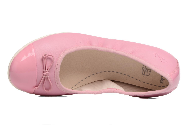 Dance Puff Jnr Vintage pink
