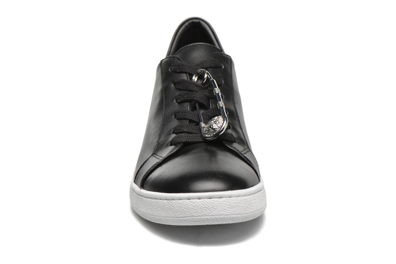 Baskets Versus Tromb Noir vue portées chaussures