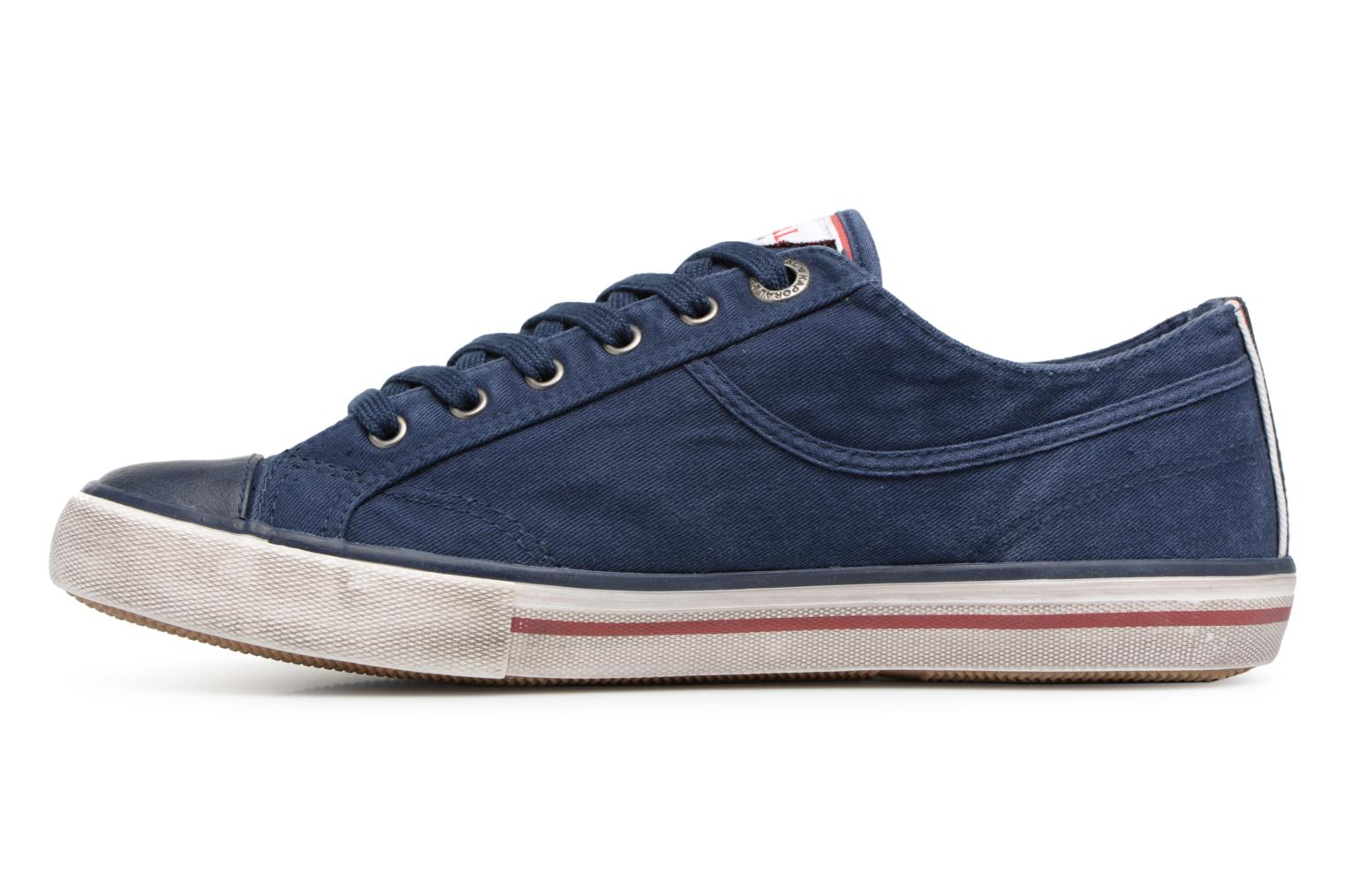 Trainers Kaporal Icare Blue front view