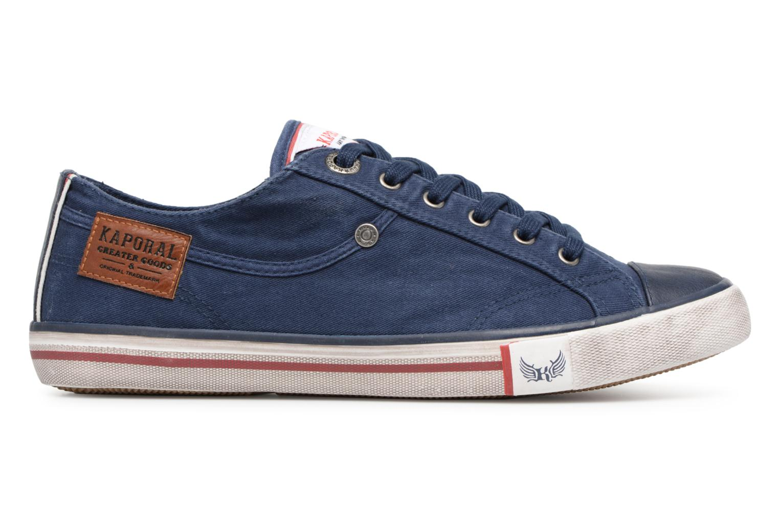Trainers Kaporal Icare Blue back view