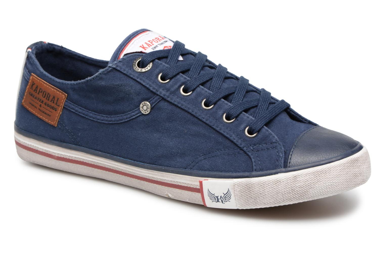 Trainers Kaporal Icare Blue detailed view/ Pair view