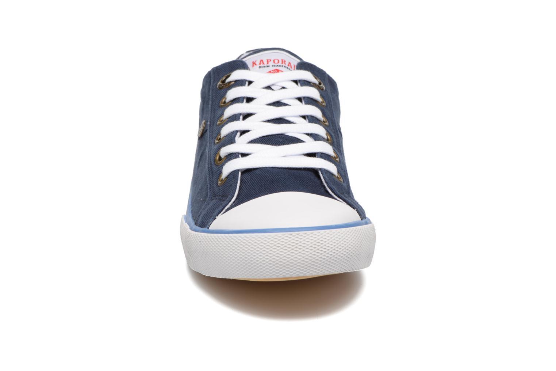 Baskets Kaporal Icare W Bleu vue portées chaussures