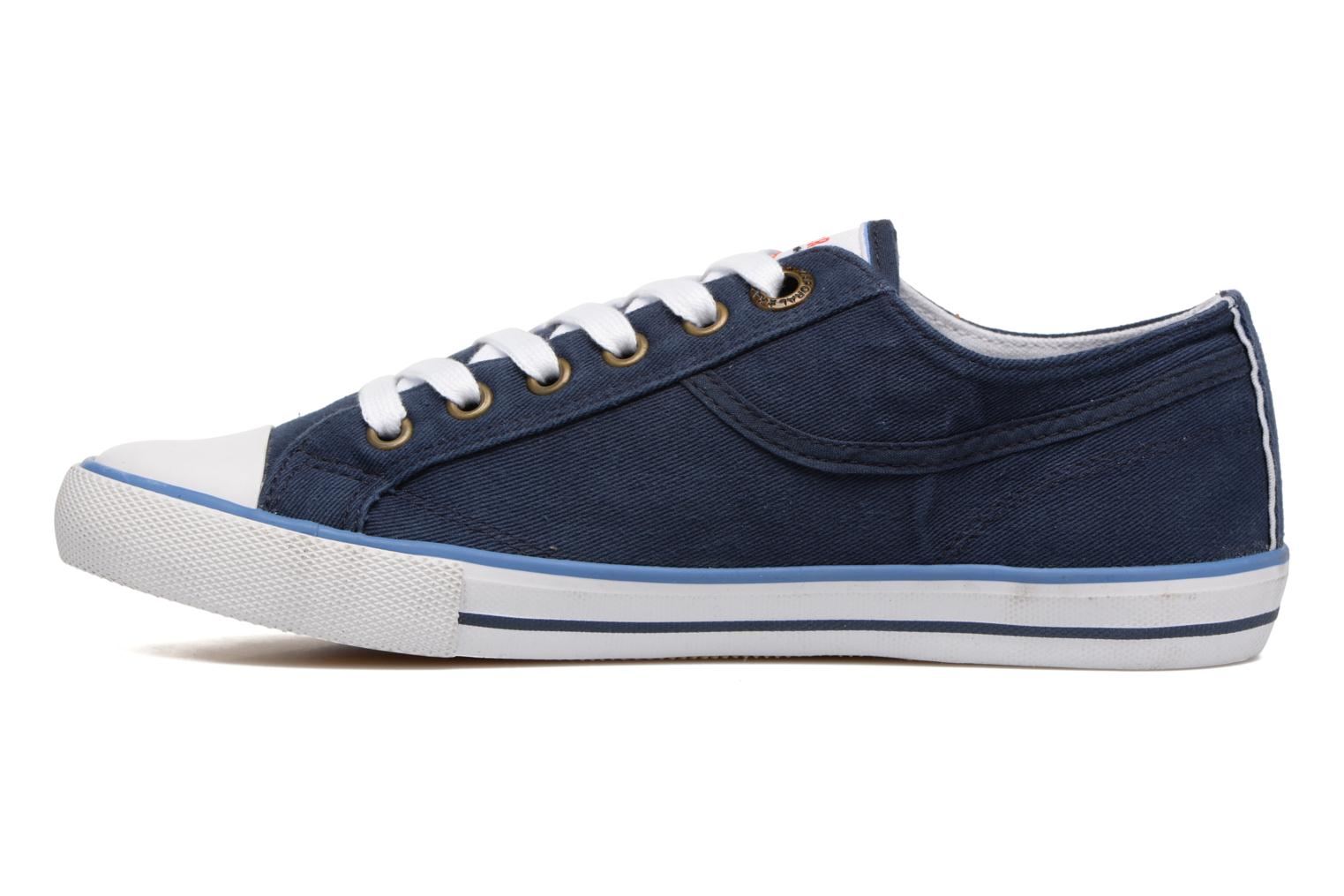 Trainers Kaporal Icare W Blue front view