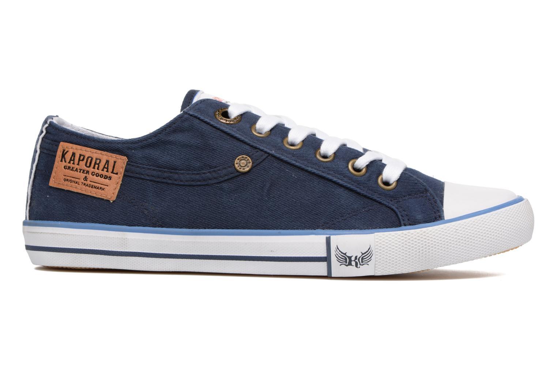 Sneaker Kaporal Icare W blau ansicht von hinten