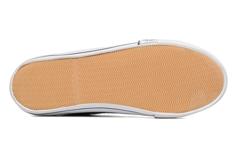 Sneaker Kaporal Icare W blau ansicht von oben