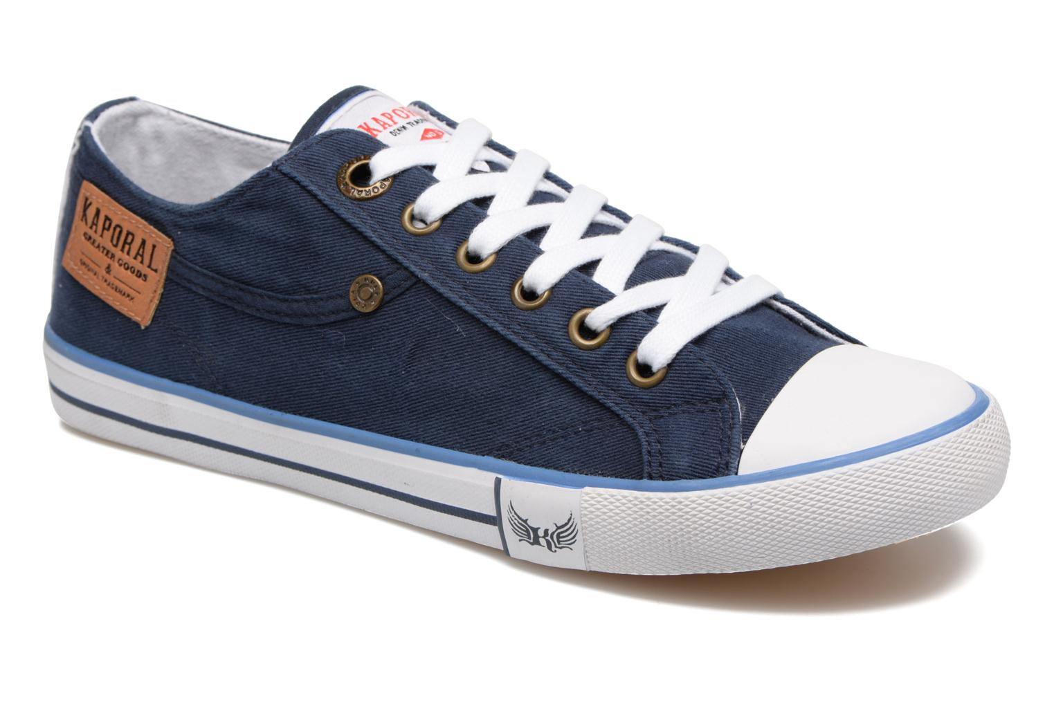 Trainers Kaporal Icare W Blue detailed view/ Pair view