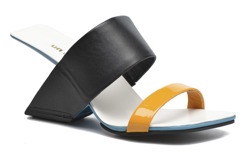 Loop Hi Mango Mix + Patent Leather