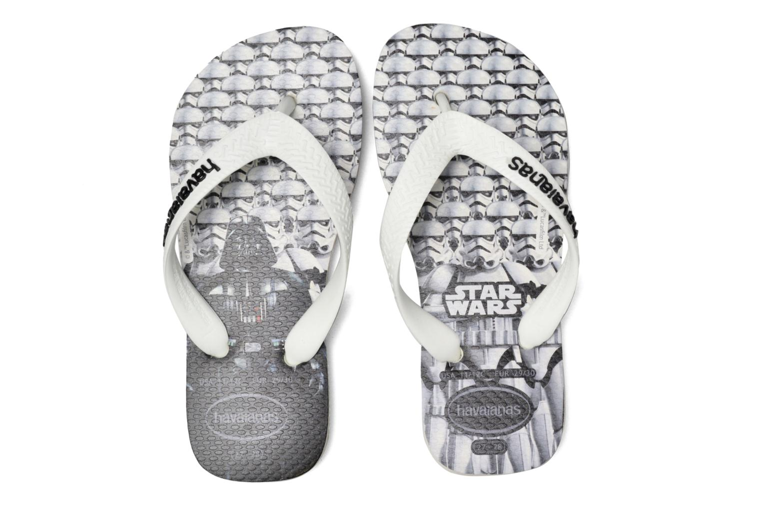Kids Star Wars White / White