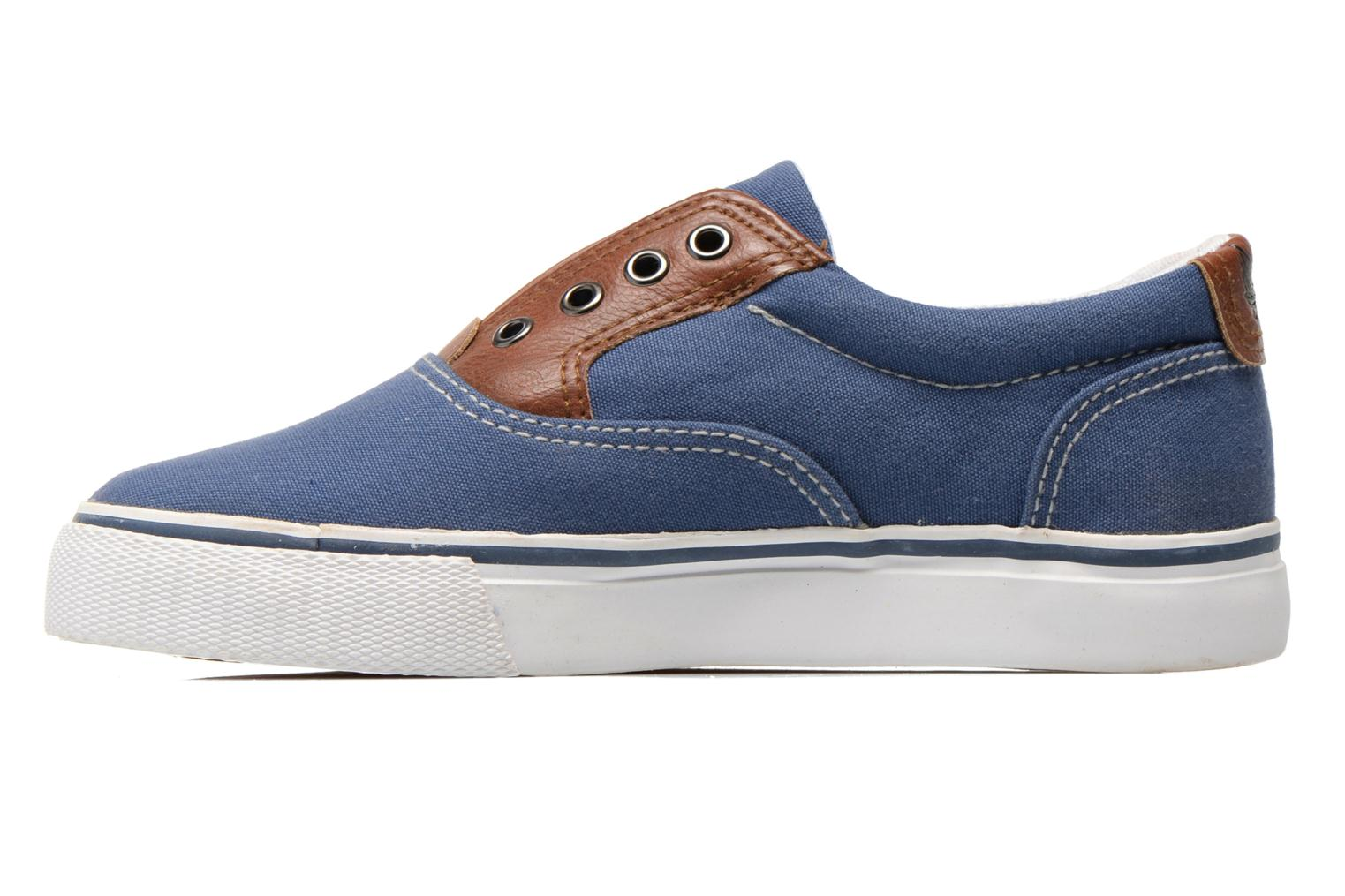 Trainers Kaporal Veliko Blue front view