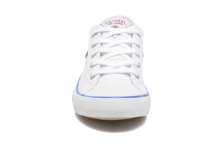 Sneakers Kaporal Icario Vit bild av skorna på