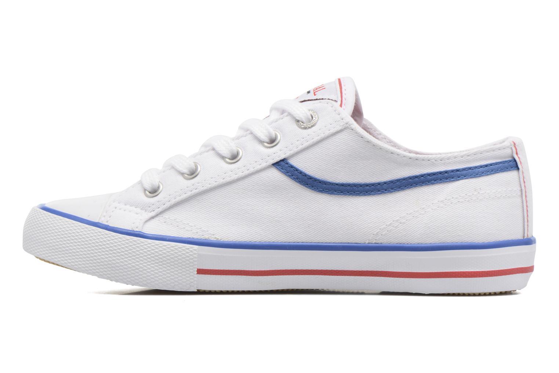 Sneakers Kaporal Icario Vit bild från framsidan
