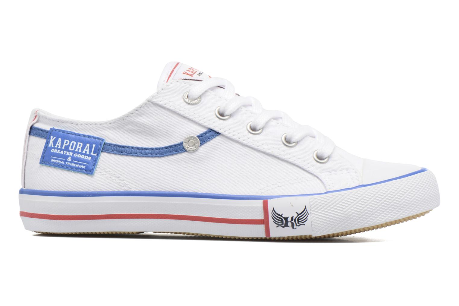 Trainers Kaporal Icario White back view