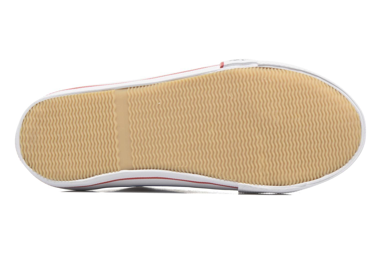 Sneakers Kaporal Icario Vit bild från ovan