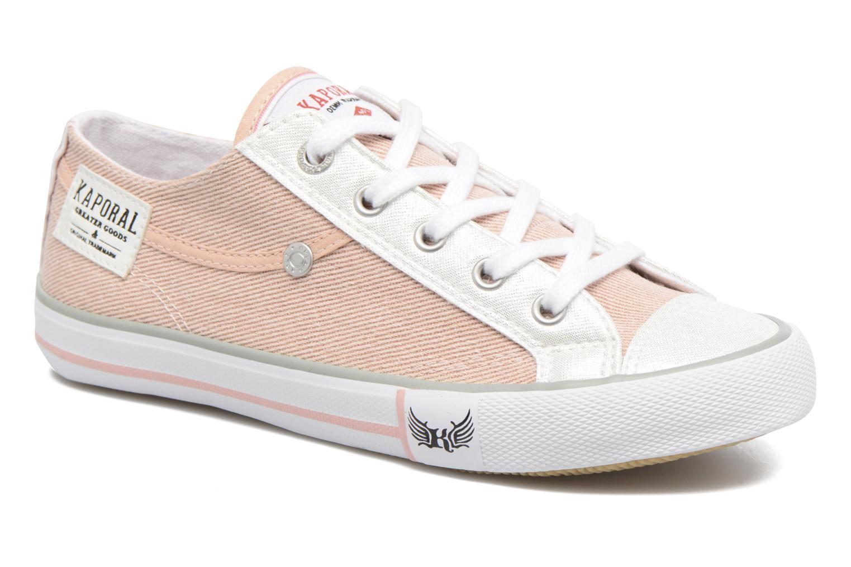 Sneaker Kaporal Icario rosa detaillierte ansicht/modell