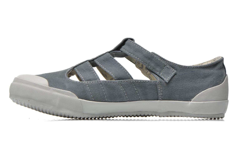 Sneaker TBS Oriele grau ansicht von vorne