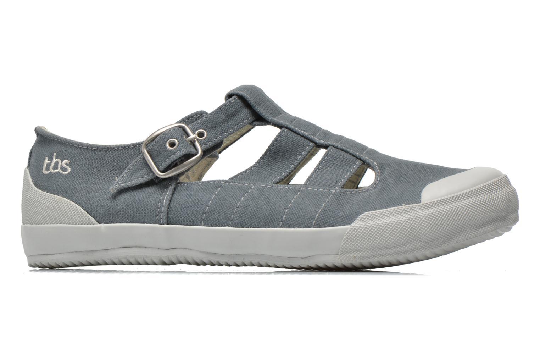Sneaker TBS Oriele grau ansicht von hinten