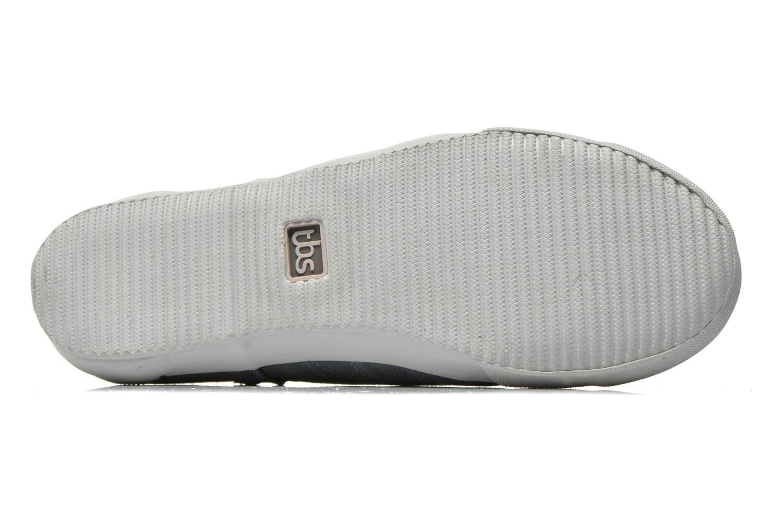 Sneaker TBS Oriele grau ansicht von oben