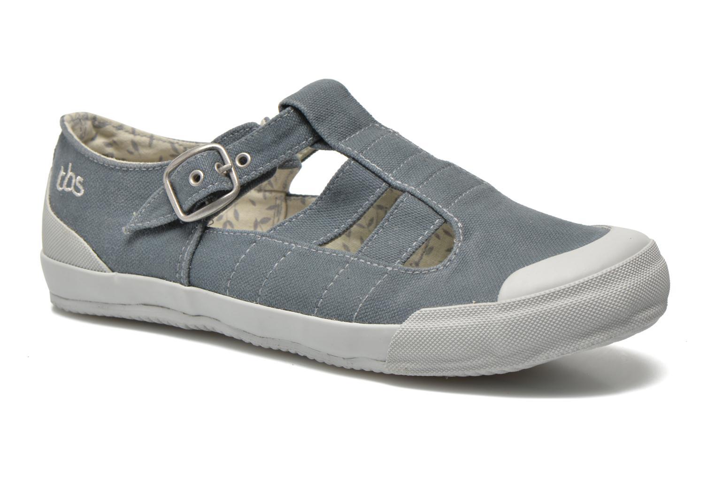 Sneaker TBS Oriele grau detaillierte ansicht/modell