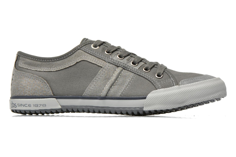 Sneakers TBS Edgard Grijs achterkant