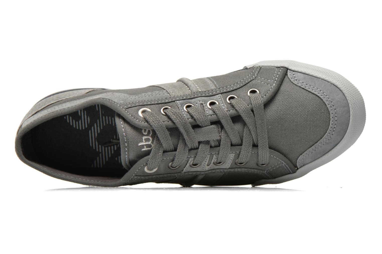 Sneakers TBS Edgard Grijs links