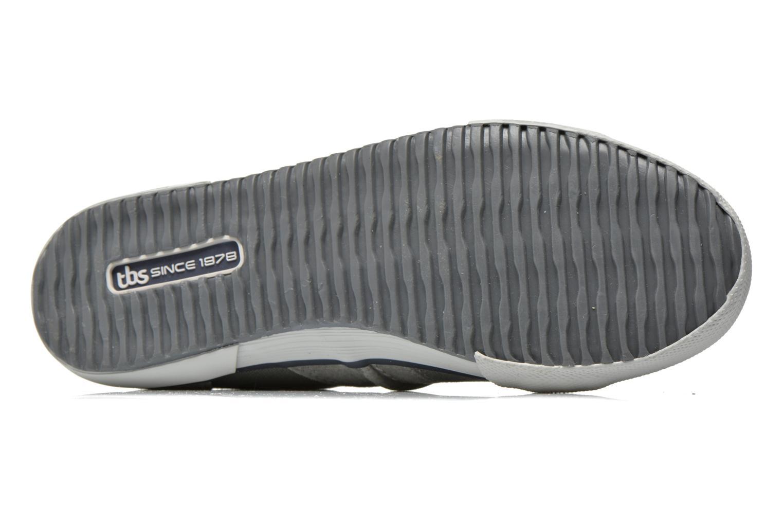 Sneakers TBS Edgard Grijs boven