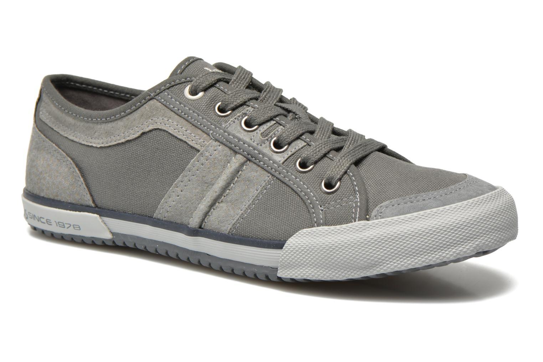 Sneakers TBS Edgard Grijs detail