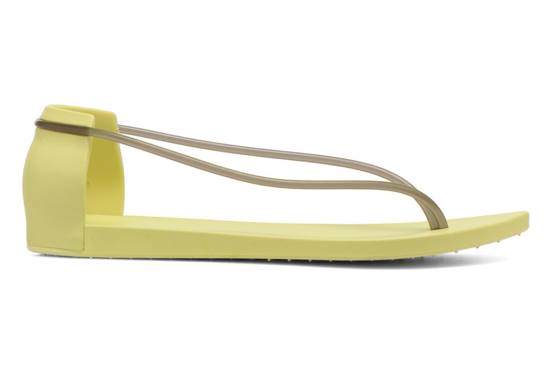 Sandals Ipanema Philippe Starck Thing N Fem Yellow back view
