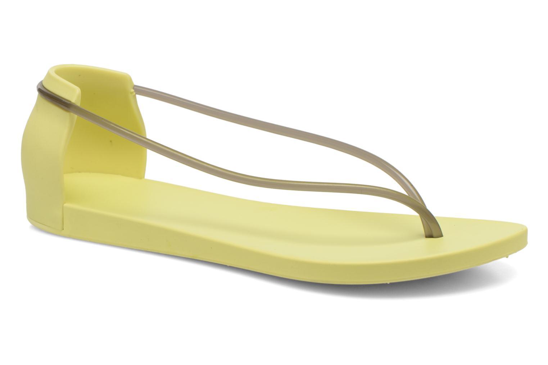 Sandals Ipanema Philippe Starck Thing N Fem Yellow detailed view/ Pair view