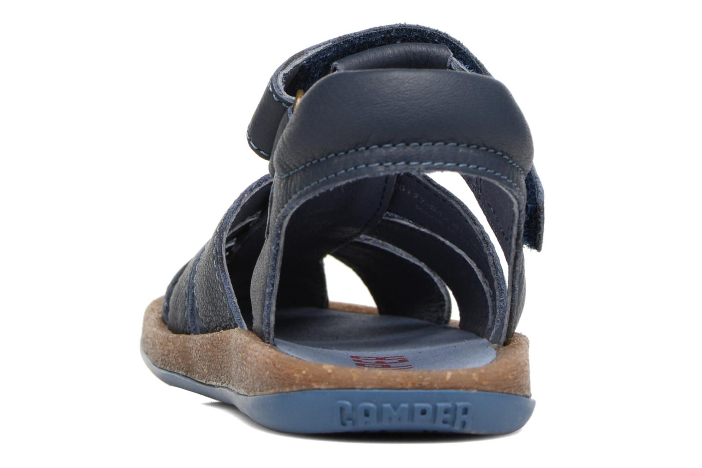 Sandalen Camper Bicho E Blauw rechts