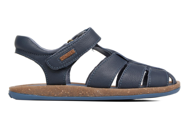 Sandalen Camper Bicho E Blauw achterkant