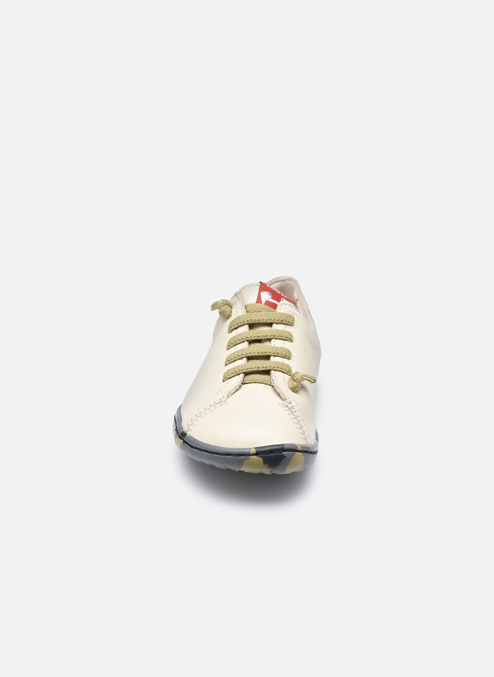 Trainers Camper Peu Low Cami Beige model view