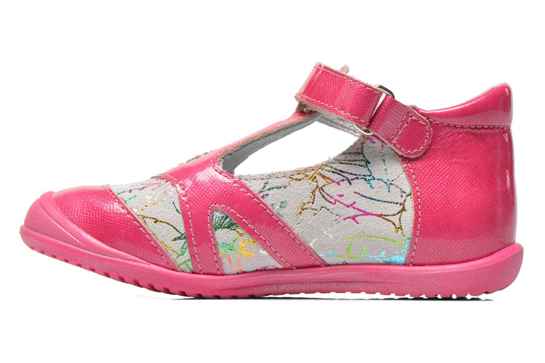 Sandales et nu-pieds GBB Maryse Rose vue face