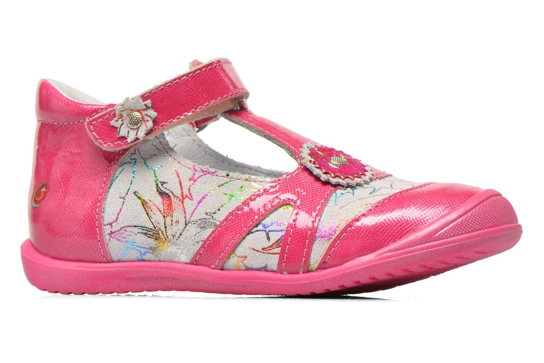 Sandales et nu-pieds GBB Maryse Rose vue derrière