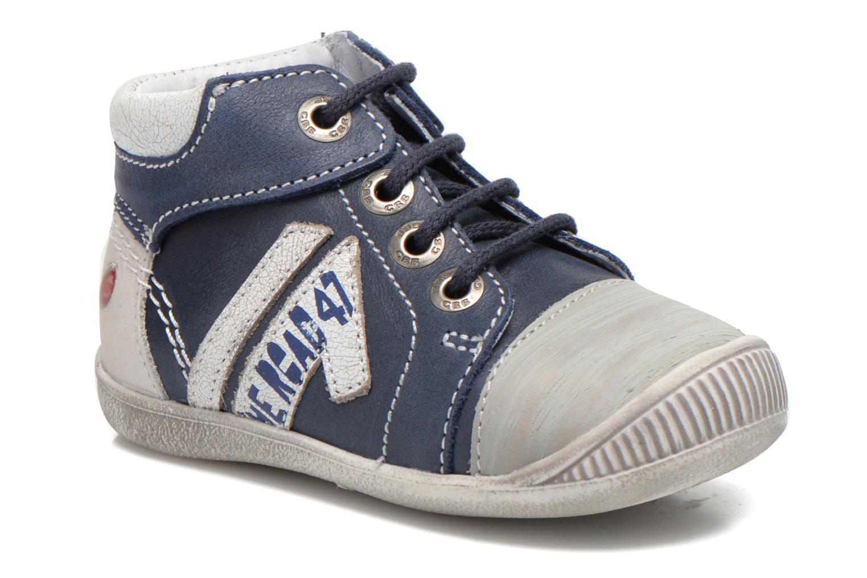 Sneakers GBB Marcus Azzurro vedi dettaglio/paio