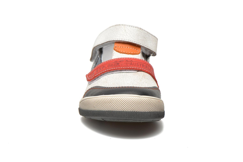 Scarpe con gli strappi GBB Medine Multicolore modello indossato
