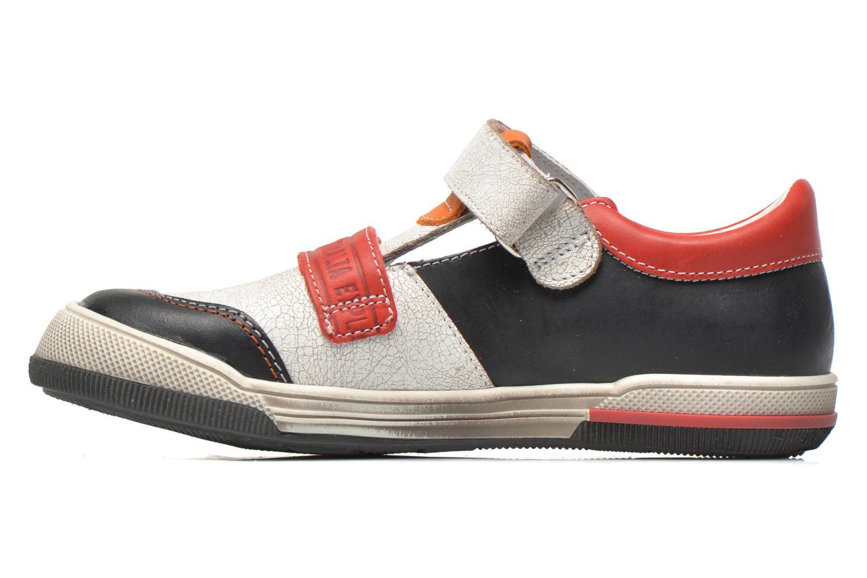 Velcro shoes GBB Medine Multicolor front view