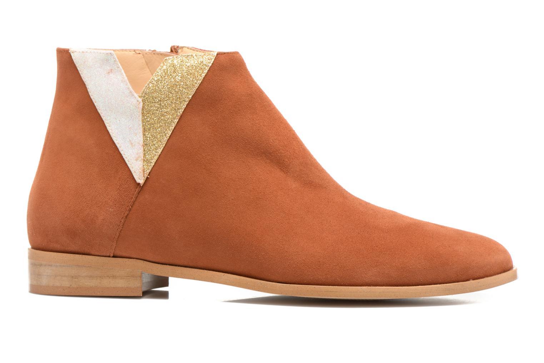 Bottines et boots Mellow Yellow Veliska Marron vue derrière