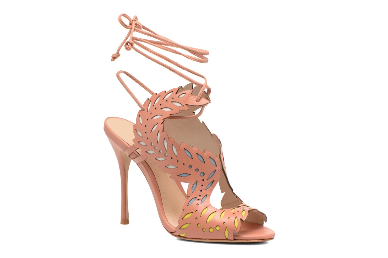 Sandales et nu-pieds COSMOPARIS Alanne Rose vue détail/paire