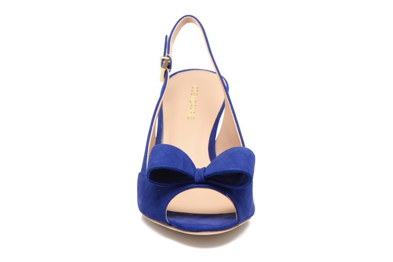 Sandales et nu-pieds COSMOPARIS Solale Bleu vue portées chaussures