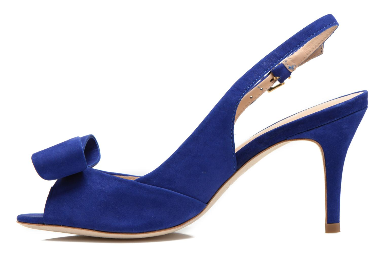 Sandalias COSMOPARIS Solale Azul vista de frente