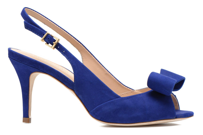 Sandales et nu-pieds COSMOPARIS Solale Bleu vue derrière