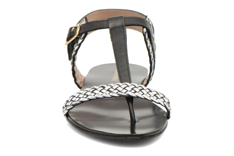Sandales et nu-pieds COSMOPARIS Laya/tre Multicolore vue portées chaussures